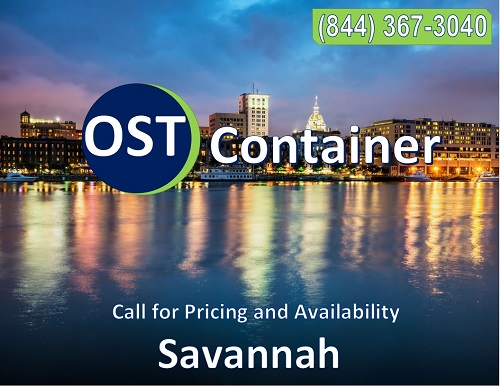 Shipping Containers For Sale Savannah GA-Storage Unit Containers